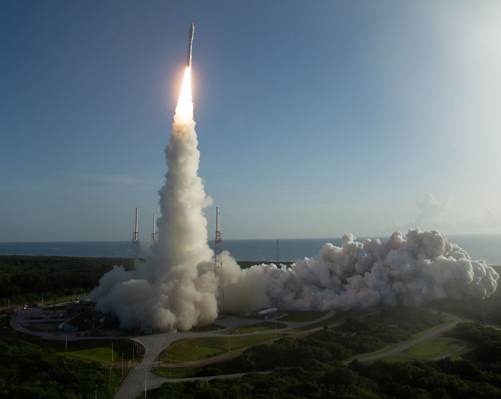 NASA successfully launches Perseverance