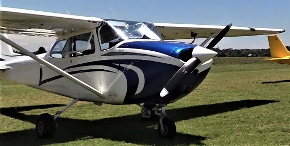 ZS OET Cessna 172