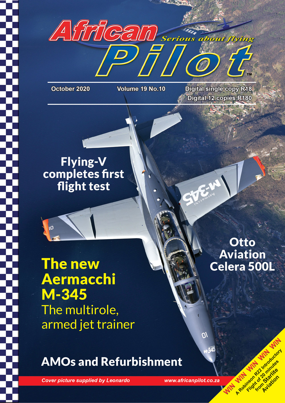 October 2020 Cover